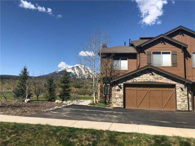 121 Allegra Lane #121, Silverthorne, CO 80498 (MLS #S1009216) :: Colorado Real Estate Summit County, LLC