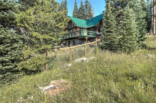 321 Monte Cristo Mine Road, Breckenridge, CO 80424 (MLS #S1009271) :: Resort Real Estate Experts