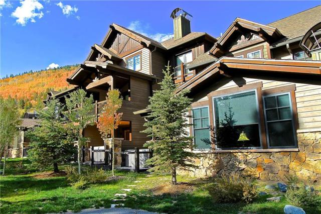 39 Union Creek Trail A, Copper Mountain, CO 80444 (MLS #S1009274) :: Resort Real Estate Experts