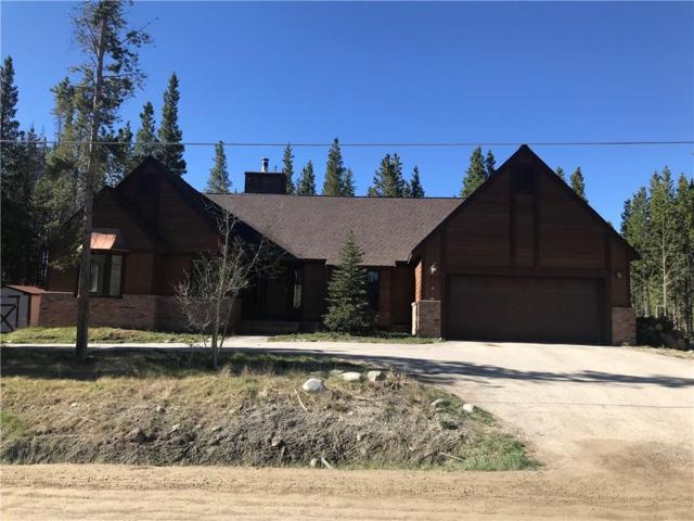 3853 Ski Hill Road, Breckenridge, CO 80424 (MLS #S1009278) :: Resort Real Estate Experts