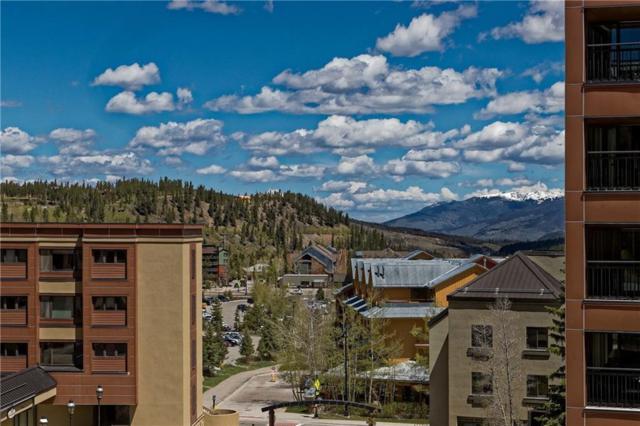 655 S Park Avenue S #506, Breckenridge, CO 80424 (MLS #S1009295) :: Resort Real Estate Experts