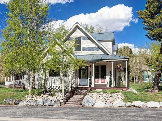 114 N Harris Street N, Breckenridge, CO 80424 (MLS #S1009297) :: Resort Real Estate Experts