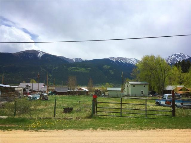 Lots 3,4 Blk 10 Lang, Leadville, CO 81251 (MLS #S1009300) :: Resort Real Estate Experts
