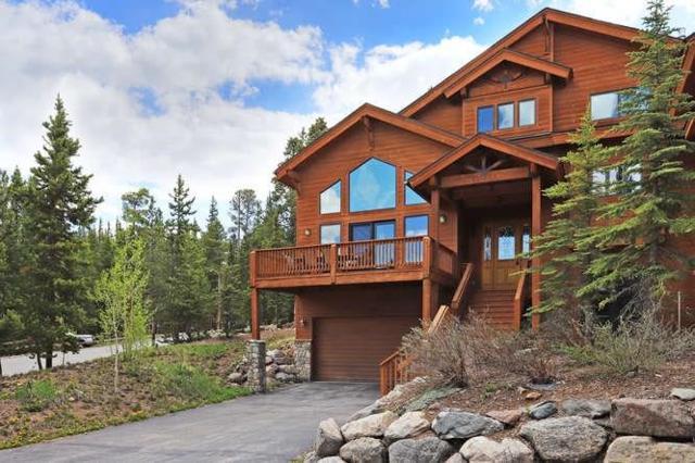 194 Emmett Lode Road, Breckenridge, CO 80424 (MLS #S1009328) :: Colorado Real Estate Summit County, LLC