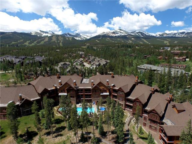42 Snowflake Drive #411, Breckenridge, CO 80424 (MLS #S1009331) :: Resort Real Estate Experts