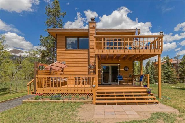 517 Scr 1040, Frisco, CO 80443 (MLS #S1009373) :: Colorado Real Estate Summit County, LLC