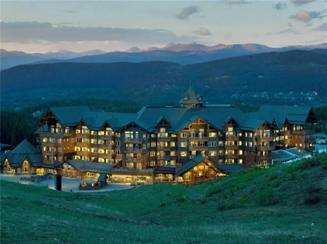 1521 Ski Hill Road #8509, Breckenridge, CO 80424 (MLS #S1009386) :: Resort Real Estate Experts