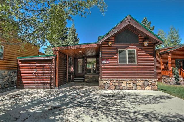 85 Revett Drive #216, Breckenridge, CO 80424 (MLS #S1009450) :: Resort Real Estate Experts