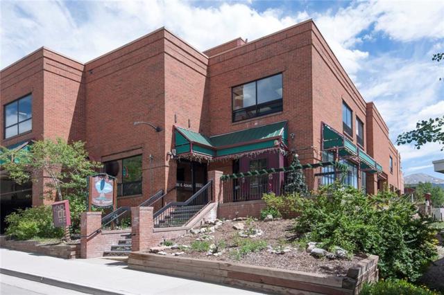 161 E Adams, Breckenridge, CO 80424 (MLS #S1009480) :: Resort Real Estate Experts