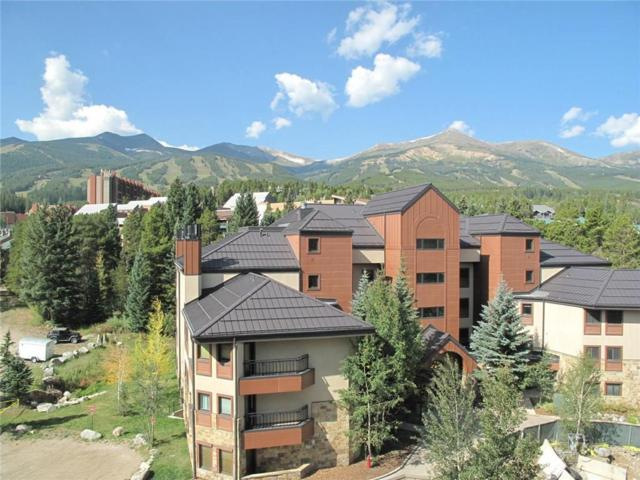 535 S Park Avenue S 4-512, Breckenridge, CO 80424 (MLS #S1009506) :: Resort Real Estate Experts