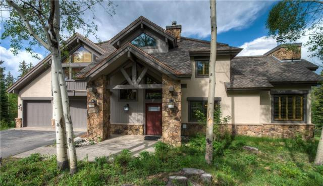 1025 Four Oclock Road, Breckenridge, CO 80424 (MLS #S1009538) :: Colorado Real Estate Summit County, LLC