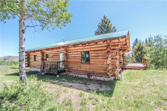 697 County Road 164, Kremmling, CO 80459 (MLS #S1009540) :: Resort Real Estate Experts