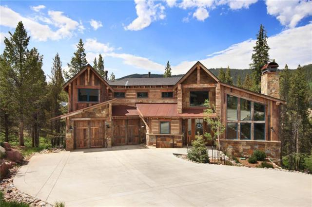 957 Beeler Place, Copper Mountain, CO 80443 (MLS #S1009552) :: Colorado Real Estate Summit County, LLC