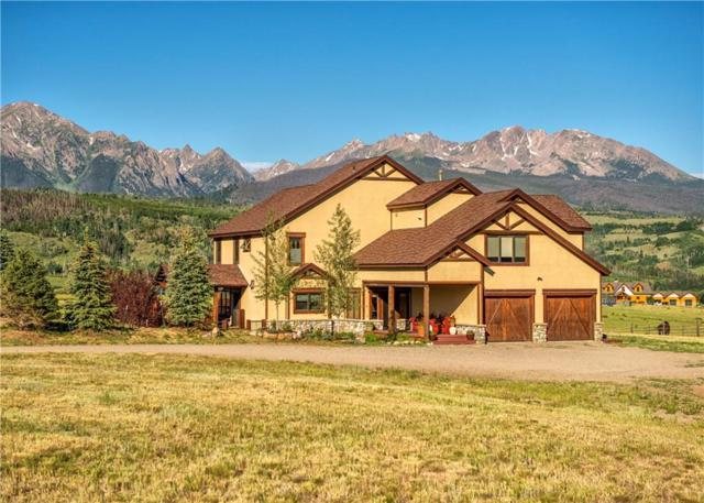 888 Lindstrom Road, Silverthorne, CO 80498 (MLS #S1009560) :: Colorado Real Estate Summit County, LLC
