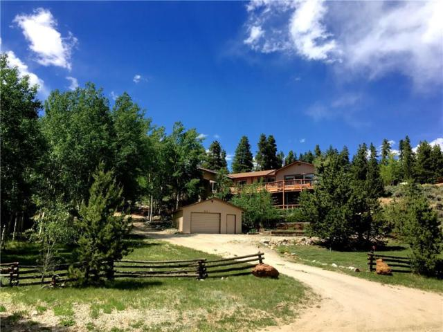 533 Empire Valley Drive, Leadville, CO 80461 (MLS #S1009562) :: Colorado Real Estate Summit County, LLC