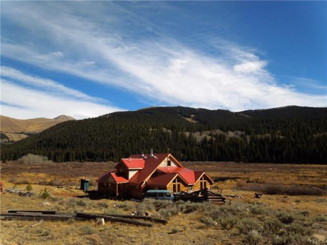 900 Cr 6B, Leadville, CO 80461 (MLS #S1009564) :: Resort Real Estate Experts