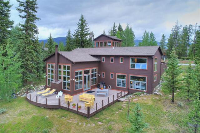 1106 Penstemon Road, Keystone, CO 80435 (MLS #S1009574) :: Colorado Real Estate Summit County, LLC