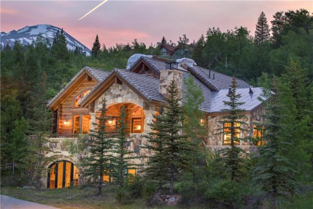160 Bull Lake Court, Silverthorne, CO 80498 (MLS #S1009653) :: Colorado Real Estate Summit County, LLC