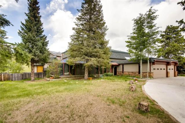 205 Aspen Drive, Frisco, CO 80443 (MLS #S1009666) :: Colorado Real Estate Summit County, LLC