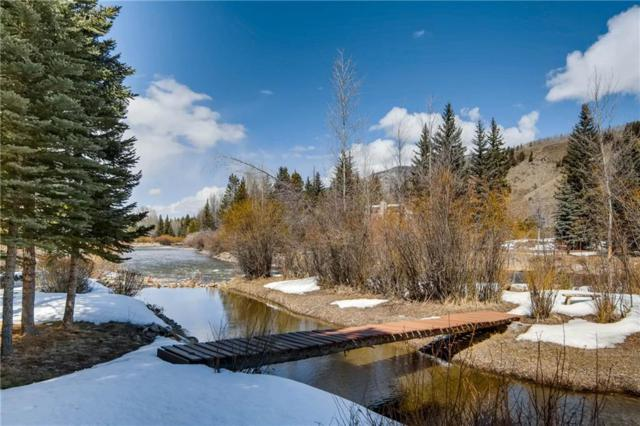 98 Summit Drive, Silverthorne, CO 80498 (MLS #S1009698) :: Colorado Real Estate Summit County, LLC