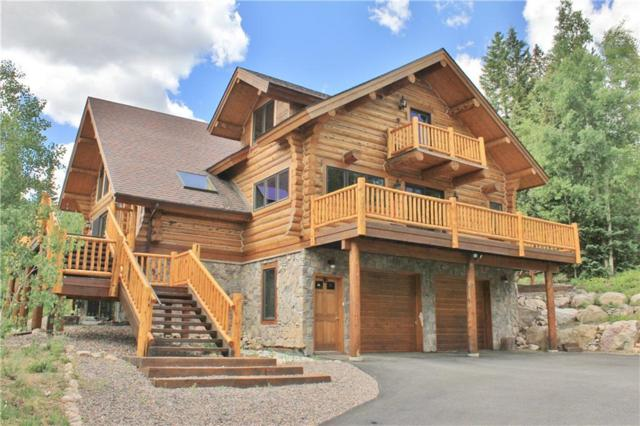 746 Wild Rose Road, Silverthorne, CO 80498 (MLS #S1009729) :: Colorado Real Estate Summit County, LLC