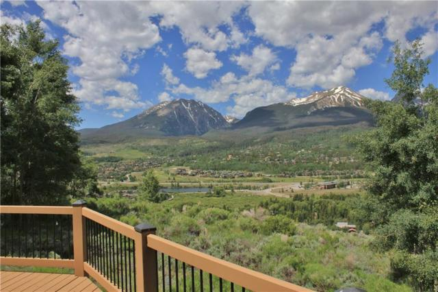 58 Crescent Moon Trail, Silverthorne, CO 80498 (MLS #S1009740) :: Resort Real Estate Experts