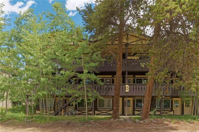 1941 Boreas Pass Road 5B, Breckenridge, CO 80424 (MLS #S1009753) :: Resort Real Estate Experts