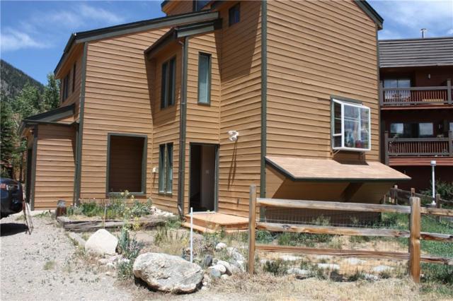 19 Granite Street #19, Frisco, CO 80443 (MLS #S1009779) :: Colorado Real Estate Summit County, LLC