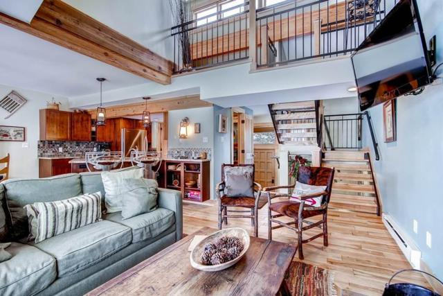 550 Four Oclock Road #26, Breckenridge, CO 80424 (MLS #S1009788) :: Colorado Real Estate Summit County, LLC