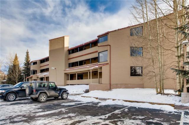 22804 Us Hwy 6 #105, Keystone, CO 80435 (MLS #S1009793) :: Resort Real Estate Experts