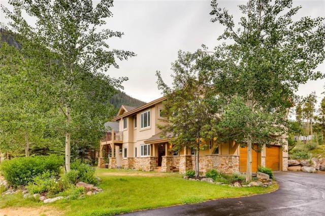 217 Larson Lane, Frisco, CO 80443 (MLS #S1009794) :: Colorado Real Estate Summit County, LLC