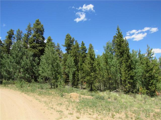 1249 Circle 73, Fairplay, CO 80440 (MLS #S1009812) :: Resort Real Estate Experts