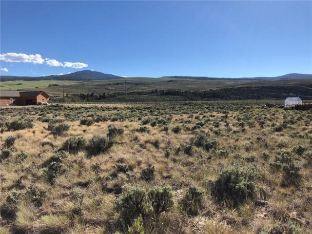 99 County Road 1012, Kremmling, CO 80459 (MLS #S1009829) :: Colorado Real Estate Summit County, LLC