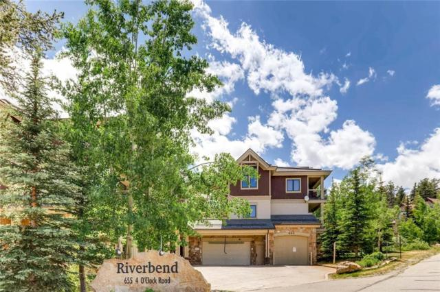 655 Four Oclock Road #209, Breckenridge, CO 80424 (MLS #S1009865) :: Resort Real Estate Experts