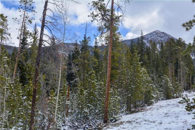 63 Independence Lane, Keystone, CO 80435 (MLS #S1009870) :: Colorado Real Estate Summit County, LLC