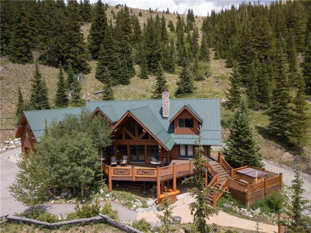 58636 Hwy 9 State Highway, Alma, CO 80420 (MLS #S1009904) :: Resort Real Estate Experts