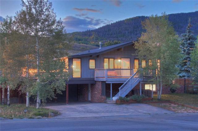 75 Cottonwood Drive, Dillon, CO 80435 (MLS #S1009955) :: Colorado Real Estate Summit County, LLC