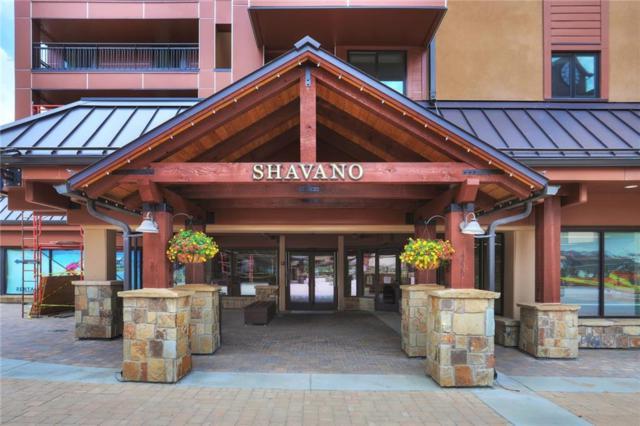 555 S Park Avenue S #302, Breckenridge, CO 80424 (MLS #S1010004) :: Resort Real Estate Experts