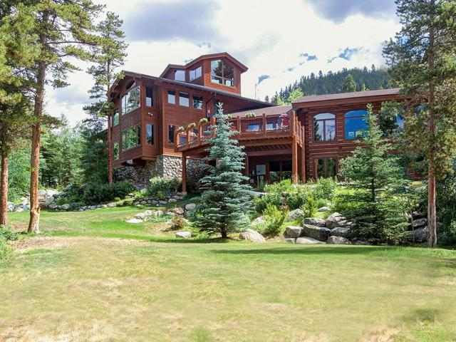 110 North Fork Road, Keystone, CO 80435 (MLS #S1010053) :: Resort Real Estate Experts