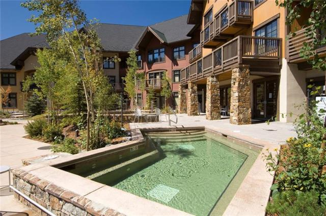 172 Beeler Place 210 D, Copper Mountain, CO 80443 (MLS #S1010091) :: Colorado Real Estate Summit County, LLC