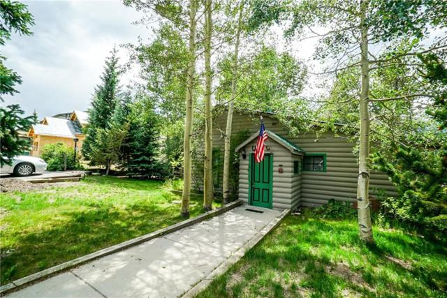 317 N French Street N, Breckenridge, CO 80424 (MLS #S1010093) :: Resort Real Estate Experts