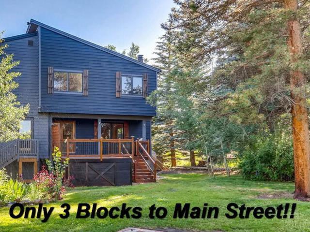 306D Creekside Drive D, Frisco, CO 80443 (MLS #S1010108) :: Colorado Real Estate Summit County, LLC