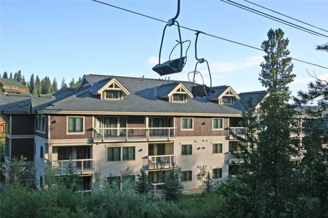 655 Four Oclock Road #114, Breckenridge, CO 80424 (MLS #S1010125) :: Resort Real Estate Experts