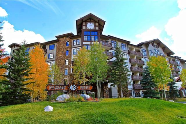 910 Copper Road #207, Copper Mountain, CO 80443 (MLS #S1010156) :: Colorado Real Estate Summit County, LLC
