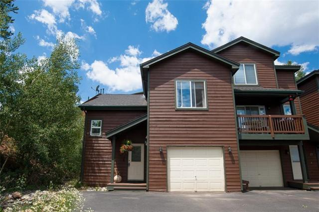 75 Salt Lick Place #75, Silverthorne, CO 80498 (MLS #S1010163) :: Colorado Real Estate Summit County, LLC
