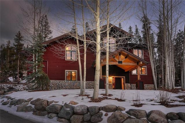 120 Marks Lane, Breckenridge, CO 80424 (MLS #S1010164) :: Resort Real Estate Experts