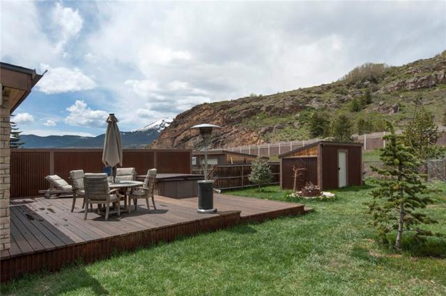 145B Straight Creek Drive B, Dillon, CO 80435 (MLS #S1010172) :: Colorado Real Estate Summit County, LLC