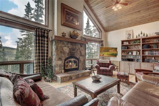 260 Quandary View Drive, Breckenridge, CO 80424 (MLS #S1010173) :: Colorado Real Estate Summit County, LLC