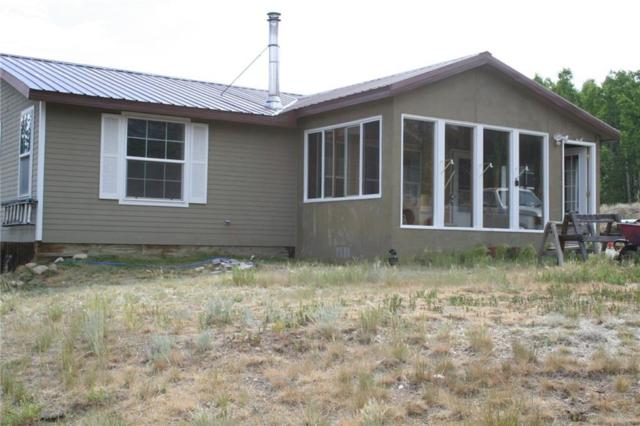 280 Apache Trail, Jefferson, CO 80456 (MLS #S1010206) :: Resort Real Estate Experts