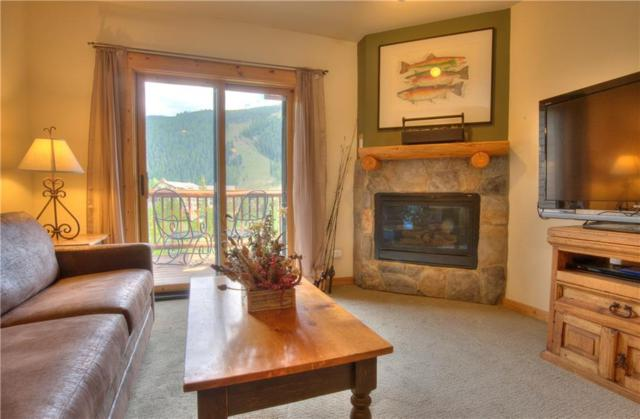 22784 Us Hwy 6 #2657, Keystone, CO 80435 (MLS #S1010210) :: Colorado Real Estate Summit County, LLC